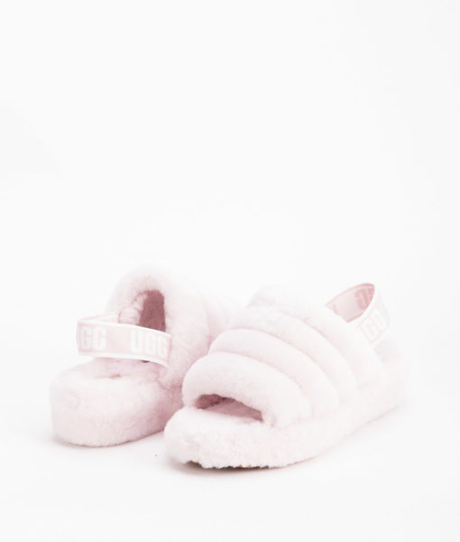 UGG Women Slippers 1095119 FLUFF YEAH, Seash Pink 139.99 1