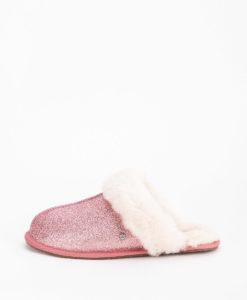 UGG Women Slippers 1100177 SHUFFETTE II, Sparkle Pink 129.99