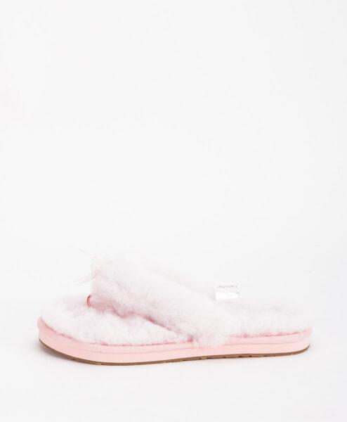 UGG Women Slippers 1100250 FLUFF FLIP FLOP, Seash Pink 109.99 1