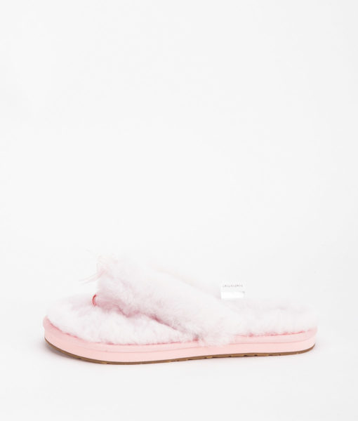 UGG Women Slippers 1100250 FLUFF FLIP FLOP, Seash Pink 109.99 1