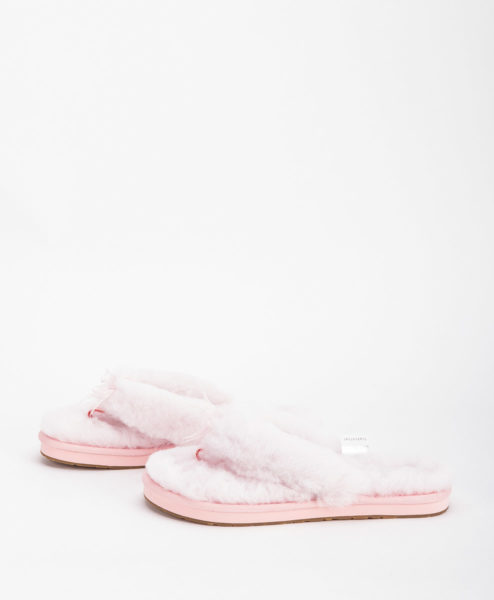 UGG Women Slippers 1100250 FLUFF FLIP FLOP, Seash Pink 109.99