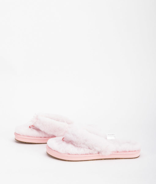 UGG Women Slippers 1100250 FLUFF FLIP FLOP, Seash Pink 109.99