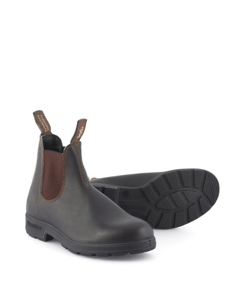 BLUNDSTONE Unisex Ankle Boots 500, Brown 169.99 3