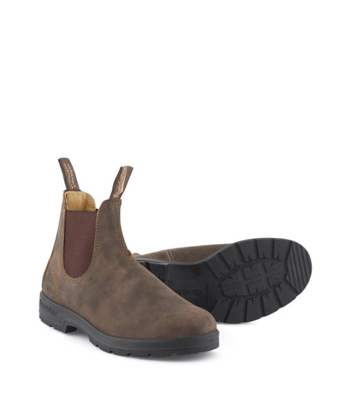 BLUNSTONE Unisex Ankle Boots 585, Brown 179.99 3