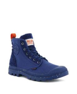 PALLADIUM Unisex Sneakers 76486 PAMPA PILOU, Sodalite Blue 84.99 1