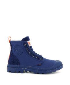 PALLADIUM Unisex Sneakers 76486 PAMPA PILOU, Sodalite Blue 84.99