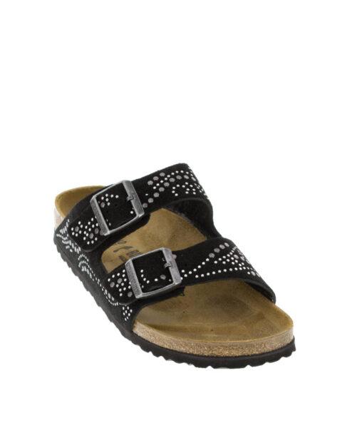 BIRKENSTOCK Women Flip Flops 1011312 ARIZONA VL, WInjected Black, 159.99 1
