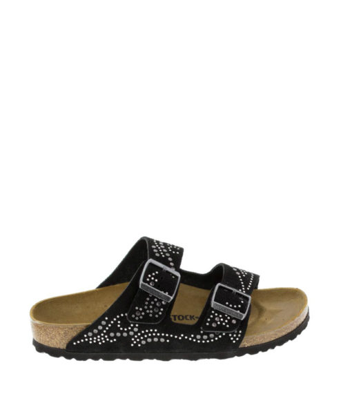 BIRKENSTOCK Women Flip Flops 1011312 ARIZONA VL, WInjected Black, 159.99