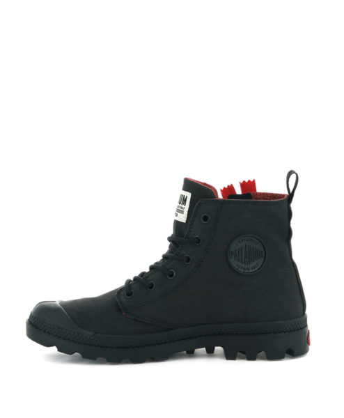 PALLADIUM Men Sneakers 76443 PAMPA UNZIP, Black 89.99 1