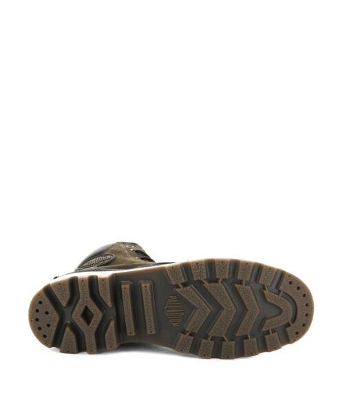 PALLADIUM Unisex Sneakers 72992 PAMPA SPORT CUFF WPS LEATHER, Carafe 159.99 1