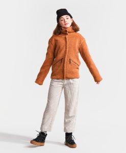 DIDRIKSONNS Girls Jacket 502744 BERN, Toffee Brown 79.99 1