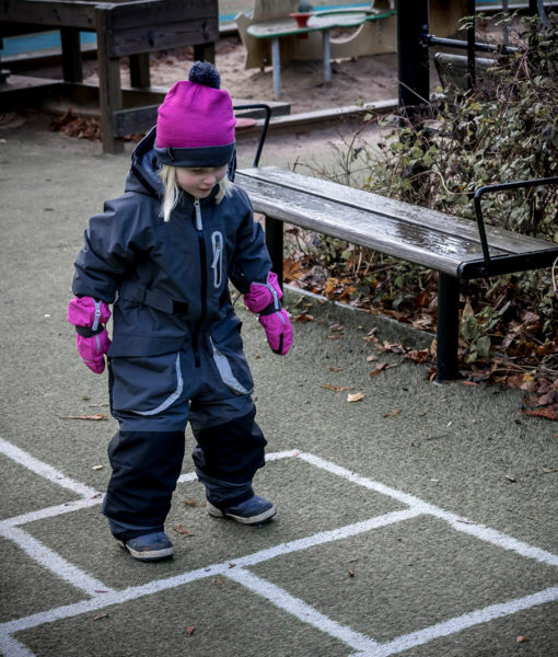 DIDRIKSONS Kids Beanie 502658 KOJ, Plastic Pink 18.99 4