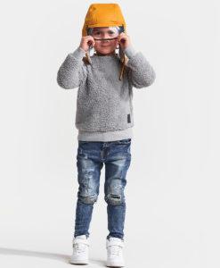 DIDRIKSONS Kids Cap 502724 VALEN, Yellow Ochre