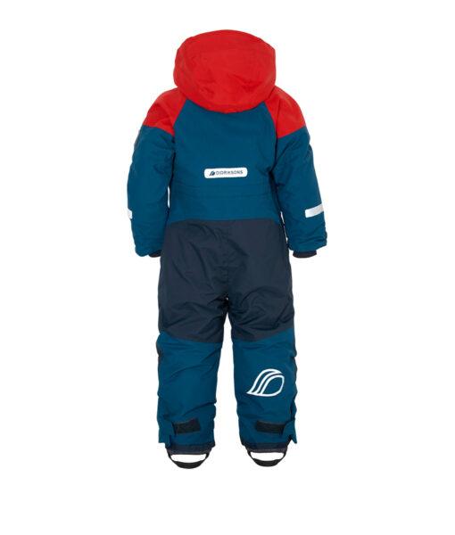 DIDRIKSONS Kids Coverall 502648 CORNELIUS, Hurricane Blue 129.99 1