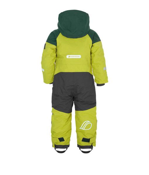 DIDRIKSONS Kids Coverall 502648 CORNELIUS, Seagrass Green 129.99 1