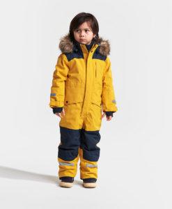 DIDRIKSONS Kids Coverall 502677 BJORNEN, Oat Yellow 139.99 3