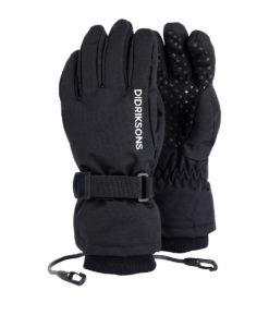 DIDRIKSONS Kids Gloves 502692 BIGGLES FIVE, Black 25.99 5