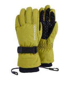 DIDRIKSONS Kids Gloves 502692 BIGGLES FIVE, Seagrass Greenn 25.99 2