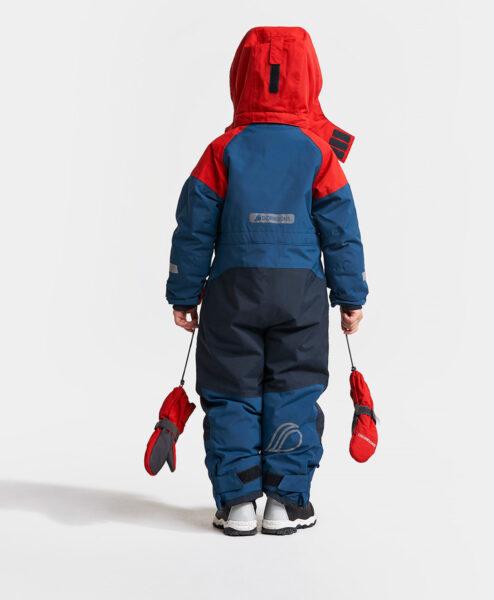 DIDRIKSONS Kids Gloves 502694 ZIP MITTENS, Chili Red 21.99 1