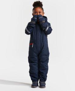DIDRIKSONS Kids Gloves 502694 ZIP MITTENS, Navy 21.99