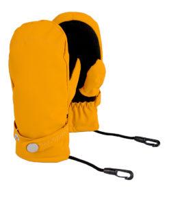 DIDRIKSONS Kids Gloves 502725 FISKEN, Yellow Ochre 29.99 1