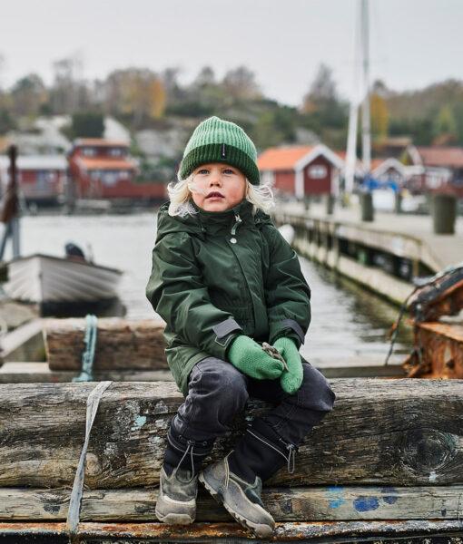 DIDRIKSONS Kids Gloves 502728 KIT, Lichen Green 14.99 2