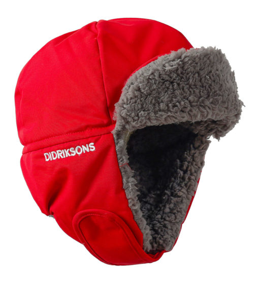 DIDRIKSONS Kids Hat 502688 BIGGLES CAP, Chili Red 19.99