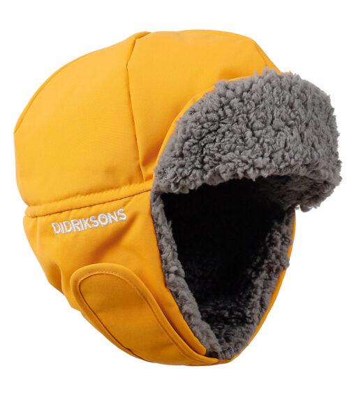 DIDRIKSONS Kids Hat 502688 BIGGLES CAP, Oat Yellow 19.99