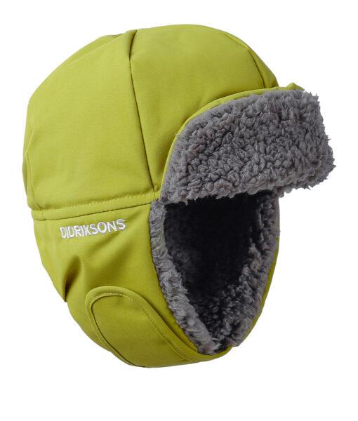 DIDRIKSONS Kids Hat 502688 BIGGLES CAP, Seagrass Green 19.99 6