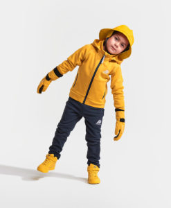 DIDRIKSONS Kids Jacket 502662 CORIN, Oat Yellow 39.99 1