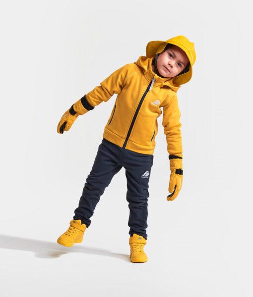DIDRIKSONS Kids Jacket 502662 CORIN, Oat Yellow 39.99 1