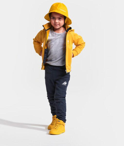 DIDRIKSONS Kids Jacket 502662 CORIN, Oat Yellow 39.99 2