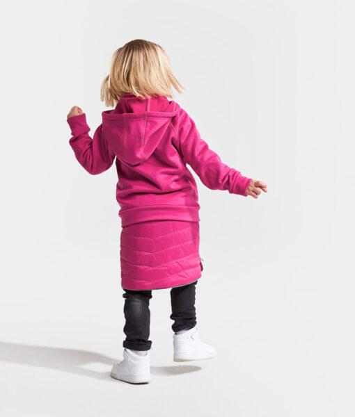 DIDRIKSONS Kids Jacket 502662 CORIN, Plastic Pink 39.99 1