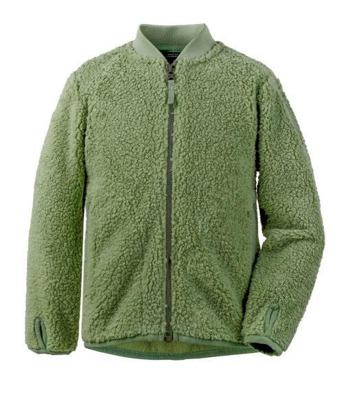 DIDRIKSONS Kids Jacket 502731 OHLIN, Lichen Green 6