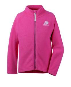 DIDRIKSONS Kids Microfleece Jacket 502673 MONTE, Plastic Pink 4