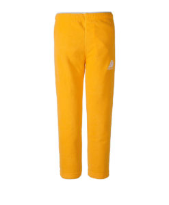 DIDRIKSONS Kids Microfleece Pants 502675 MONTE, Oat Yellow 5