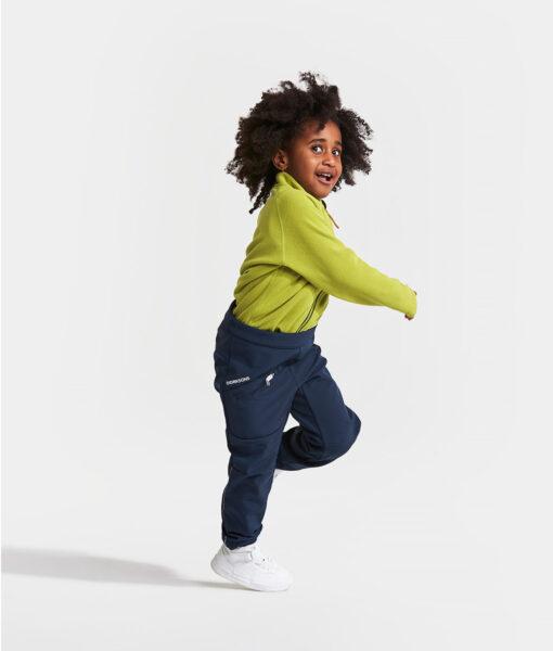 DIDRIKSONS Kids Pants 502641 JUVEL, Navy 49.99 1