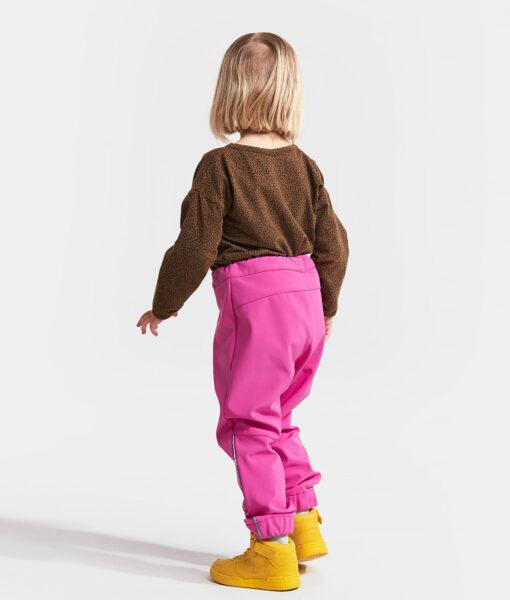 DIDRIKSONS Kids Pants 502641 JUVEL, Plastic Pink 49.99 1