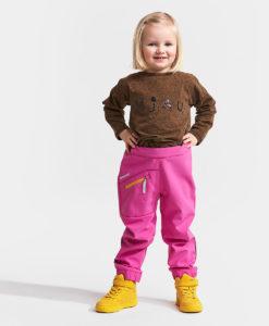 DIDRIKSONS Kids Pants 502641 JUVEL, Plastic Pink 49.99 3