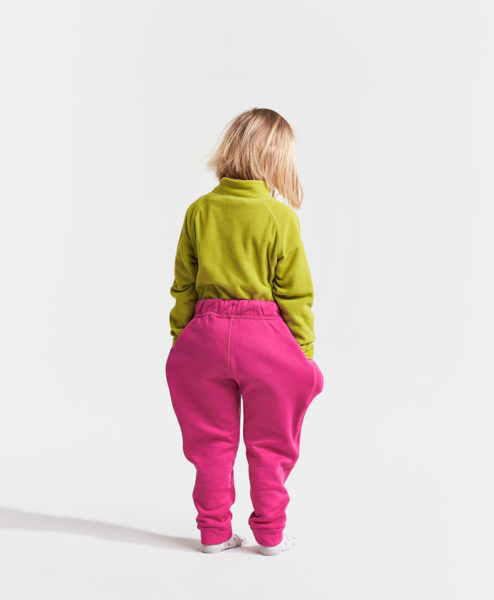 DIDRIKSONS Kids Pants 502663 CORIN, Plastic Pink 31.99 1