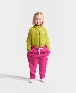 DIDRIKSONS Kids Pants 502663 CORIN, Plastic Pink 31.99 2