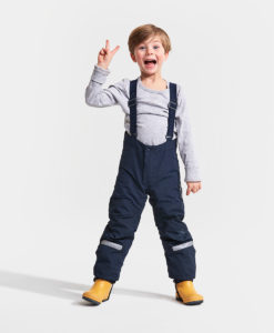 DIDRIKSONS Kids Pants 502682 IDRE, Navy 69.99