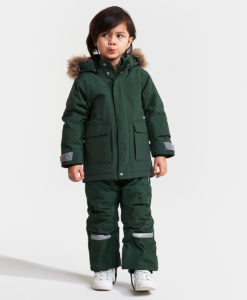 DIDRIKSONS Kids Parka 502679 KURE, North Sea 2