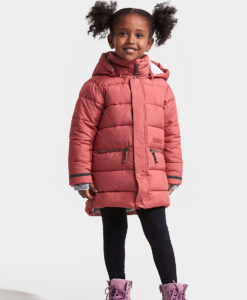 DIDRIKSONS Kids Puff Jacket 502591 GADDAN, Raspberry Red 124.99