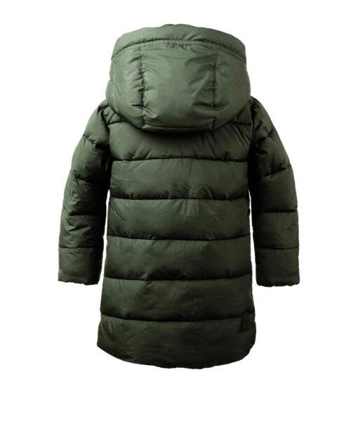 DIDRIKSONS Kids Puff Jacket 502591 GADDAN, Spurce Green 124.99 5