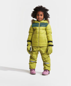 DIDRIKSONS Kids Puff Jacket 502651 DIGORY, Seagrass Green 3