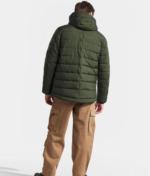DIDRIKSONS Men Jacket 502807 URBAN, Spurce Green 2