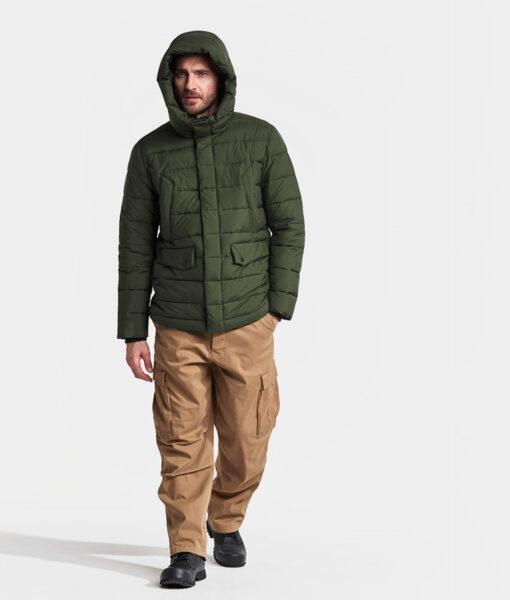 DIDRIKSONS Men Jacket 502807 URBAN, Spurce Green 5