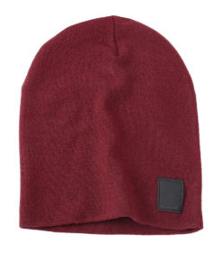DIDRIKSONS Unisex Beanie 502825 MIO KNITTED, Element Red 3
