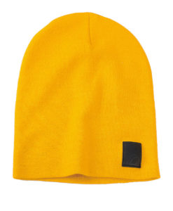 DIDRIKSONS Unisex Beanie 502825 MIO KNITTED, Oat Yellow 1